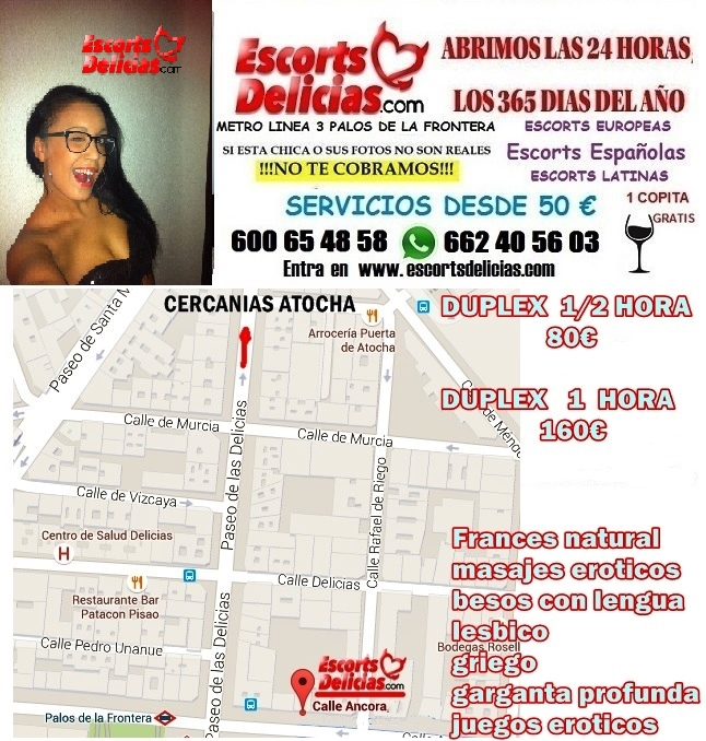plaza disponible madrid