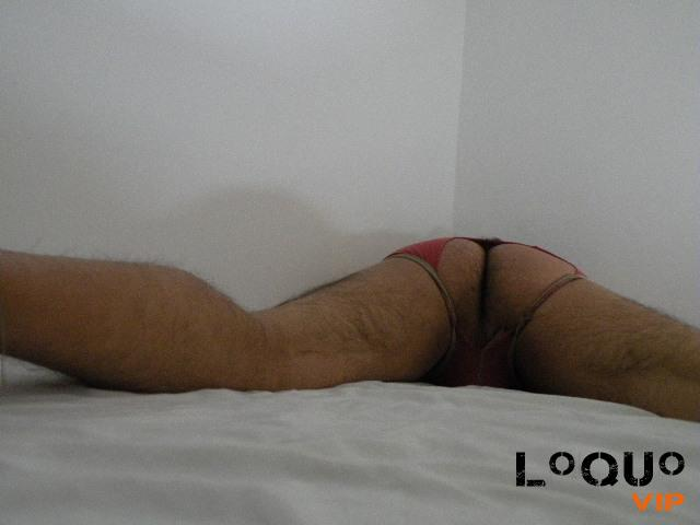 Videollamadas Barcelona: Escort gay oso con barba y morbo whatsapp
